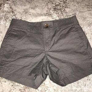 Dark grey shorts
